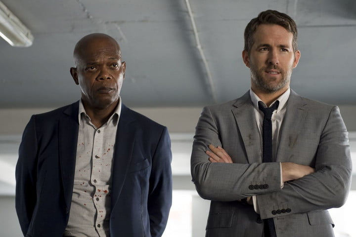 The Hitman's Bodyguard topped a dismal Labor Day weekend box office.
