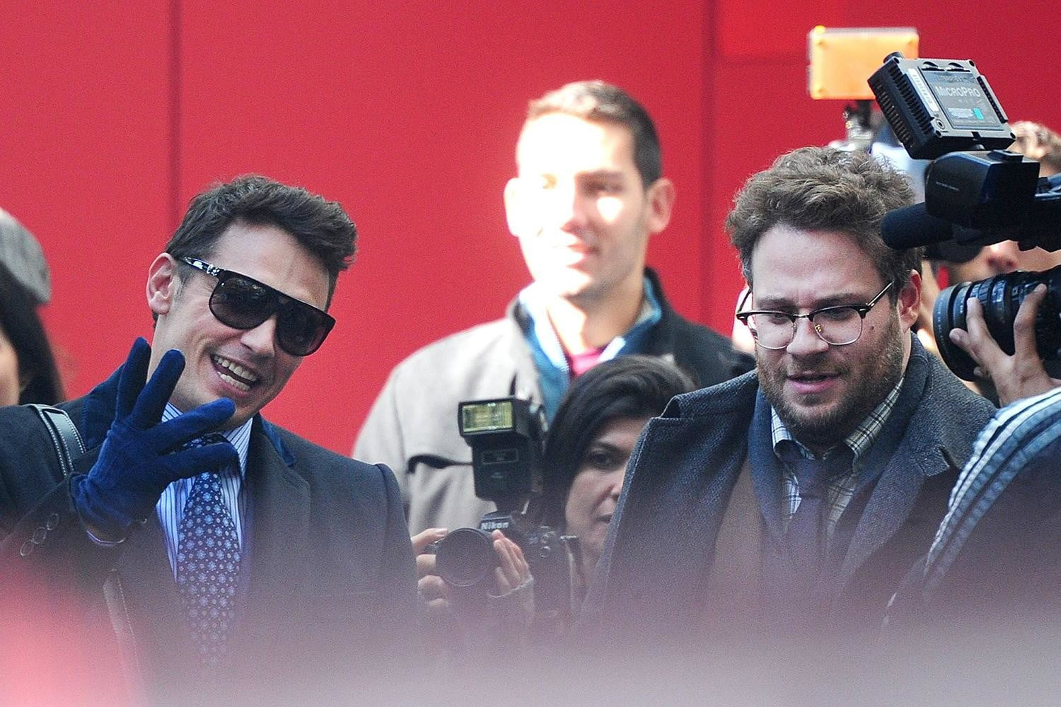 The Interview movie