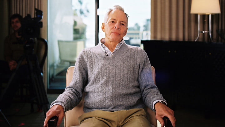 The Jinx: The Life and Deaths of Robert Durst on HBO