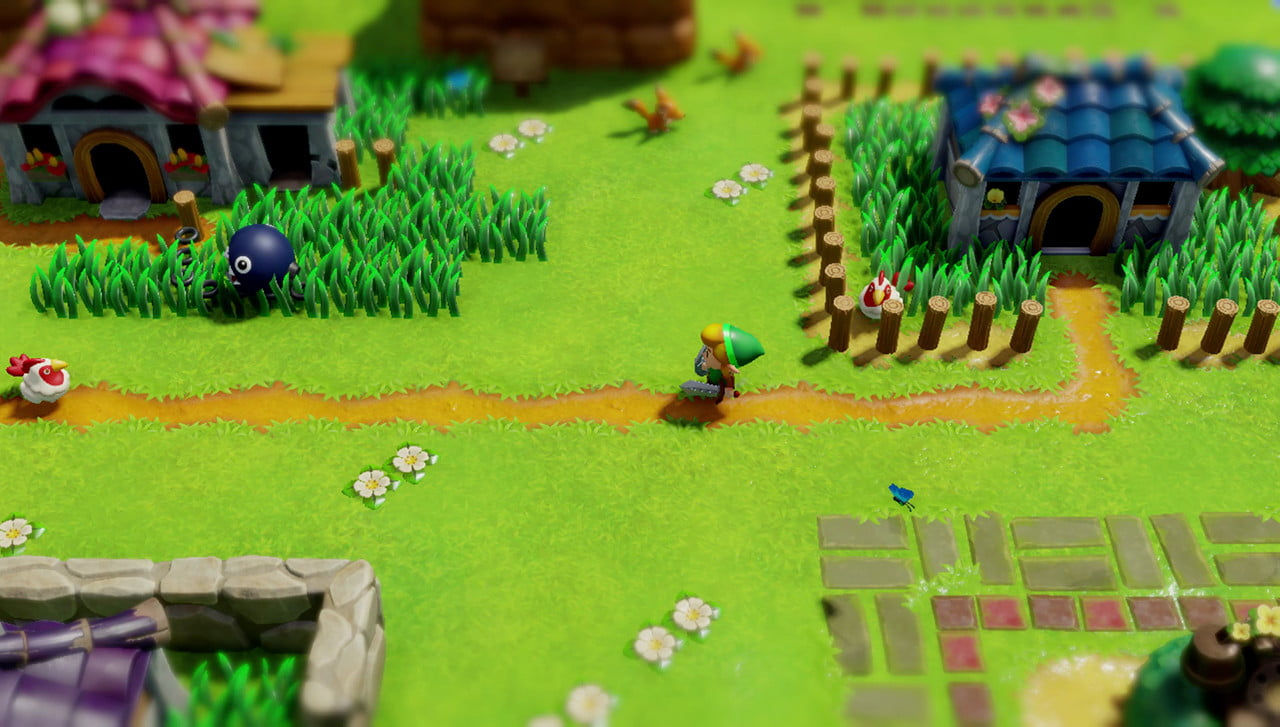 The Legend Of Zelda Link S Awakening Is Endearing And Gloriously Weird Digital Trends