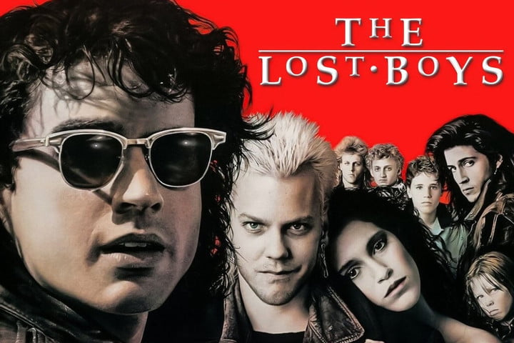 the lost boys tv series