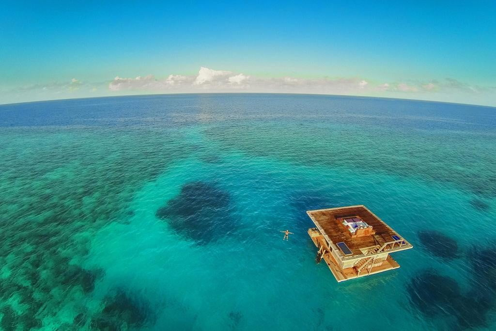 retreat from society and relax in these idyllic cabins around the world manta resort 5