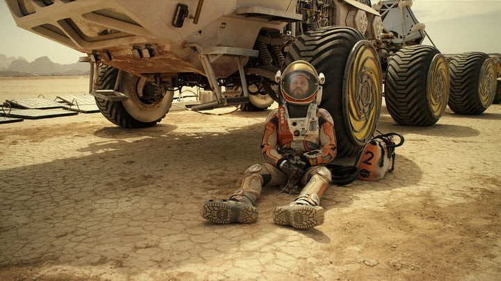 weekend box office results the martian movie 0021