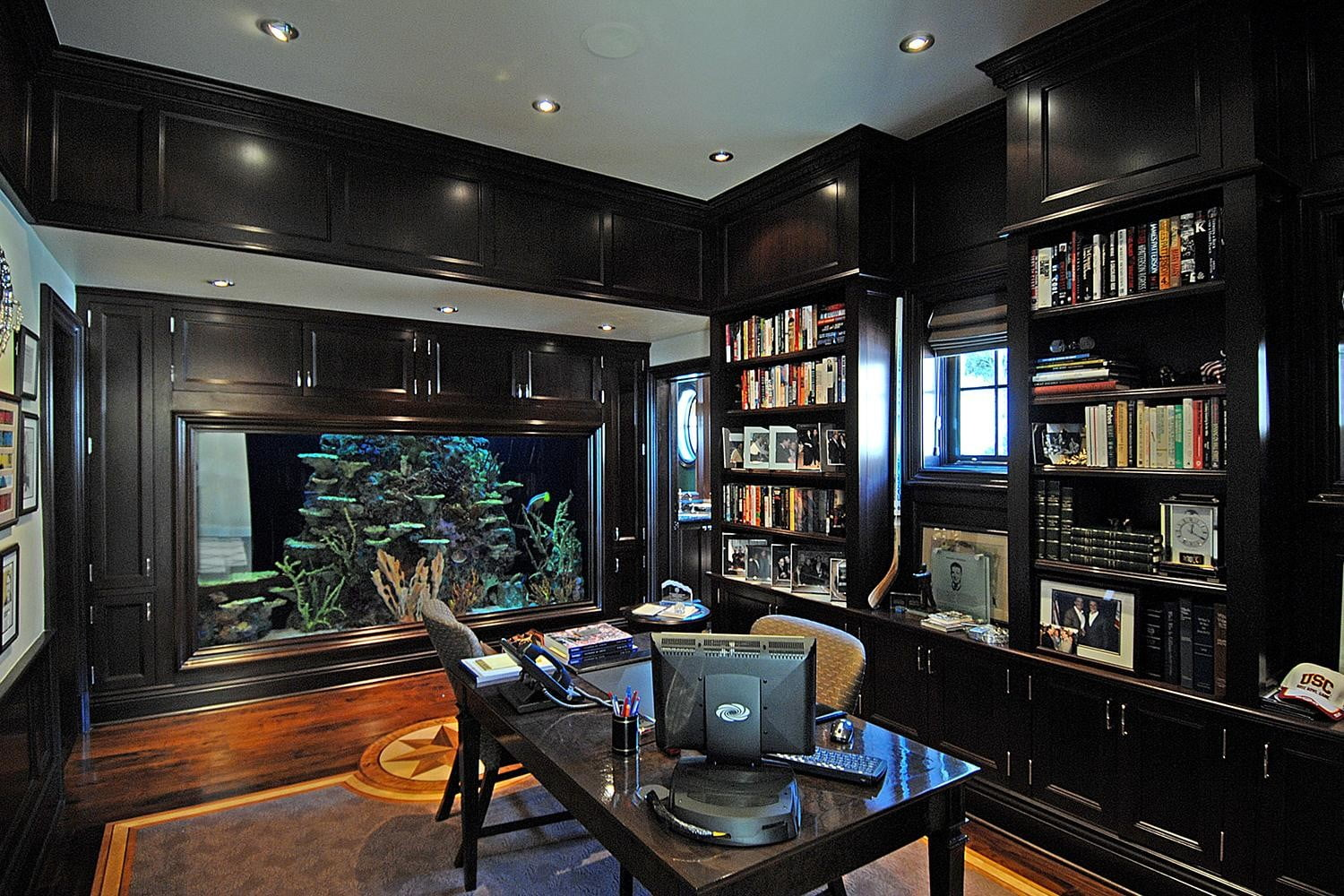homes with their own shark tanks the point at carbon beach 12
