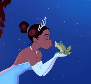 The Princess and the Frog on Disney+