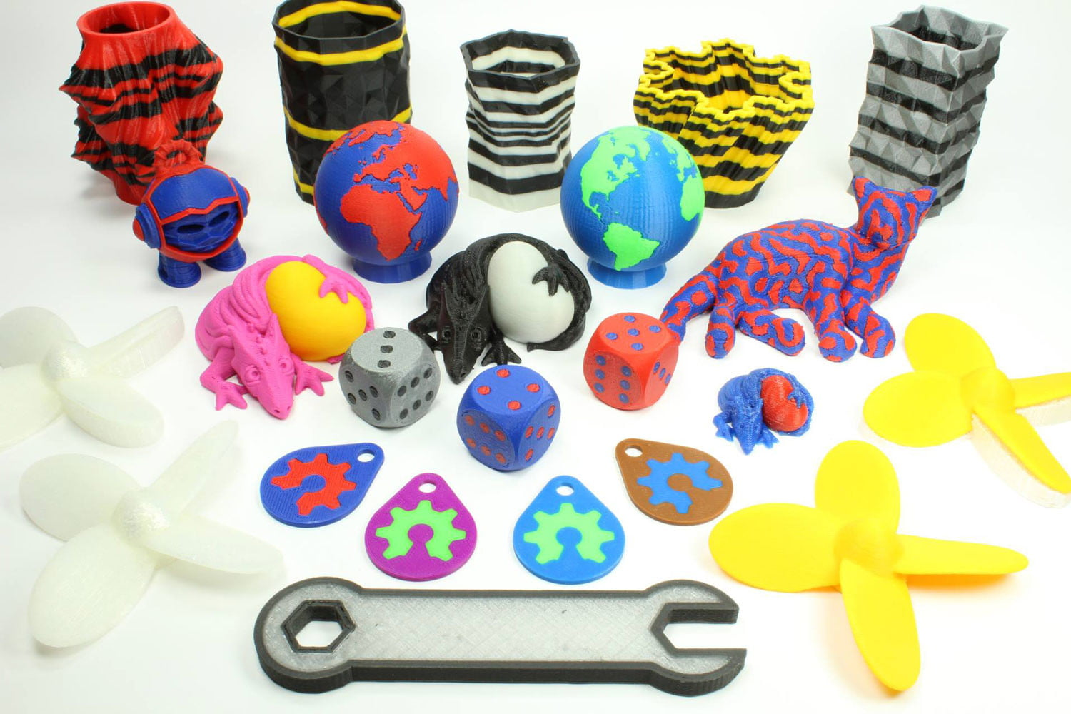 awesome tech you cant buy yet 9 11 2016 the prometheus system  intuitive multi filament 3d printing