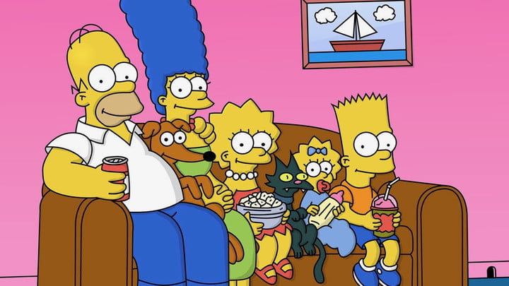 The Simpsons cast