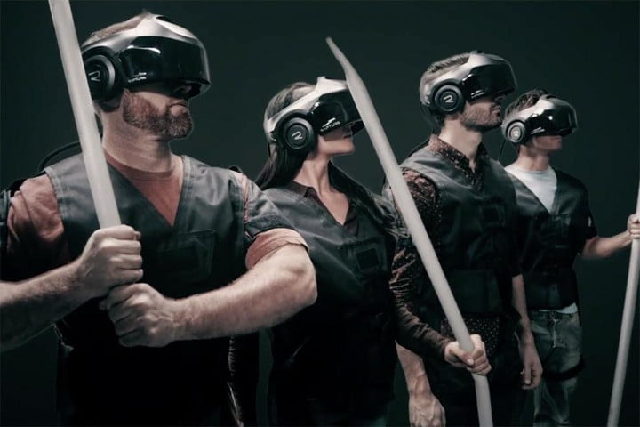 the void virtual reality vr