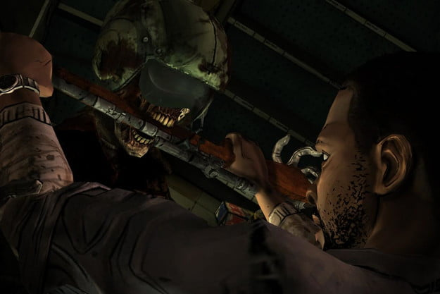 the walking dead game season 1 review