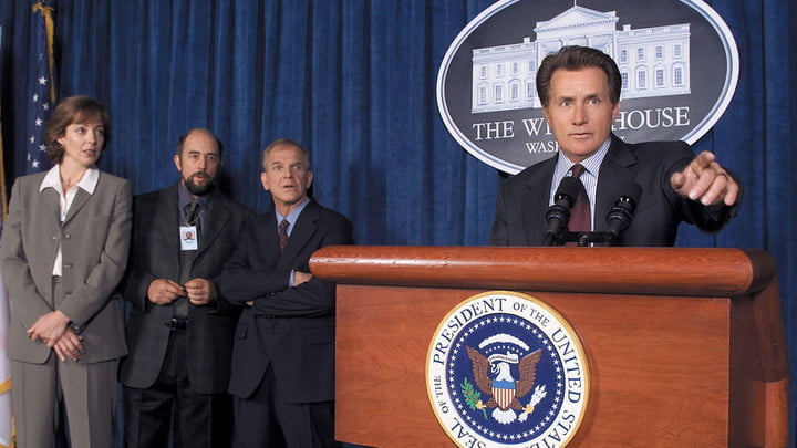 The West Wing on HBO Max