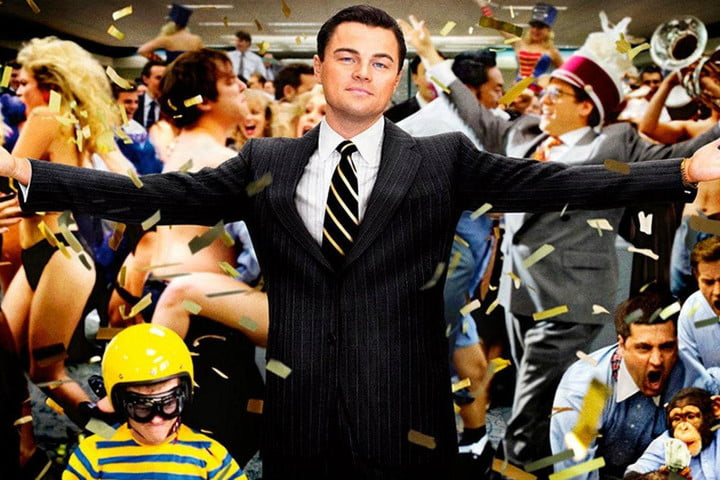 wolf of wall street most pirated movie the year