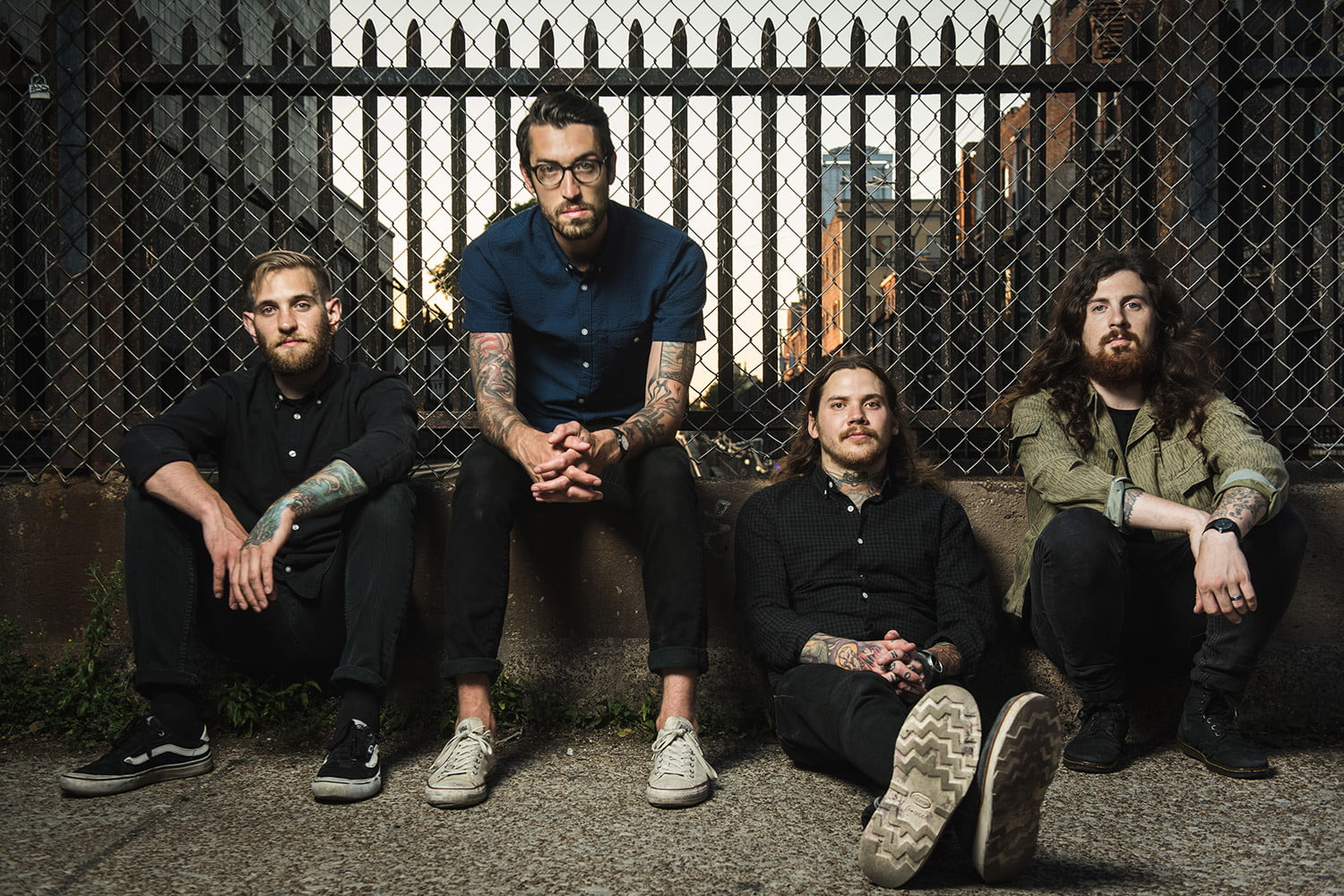 dt exclusive interview with the devil wears prada  2016 photo by anthony barlich