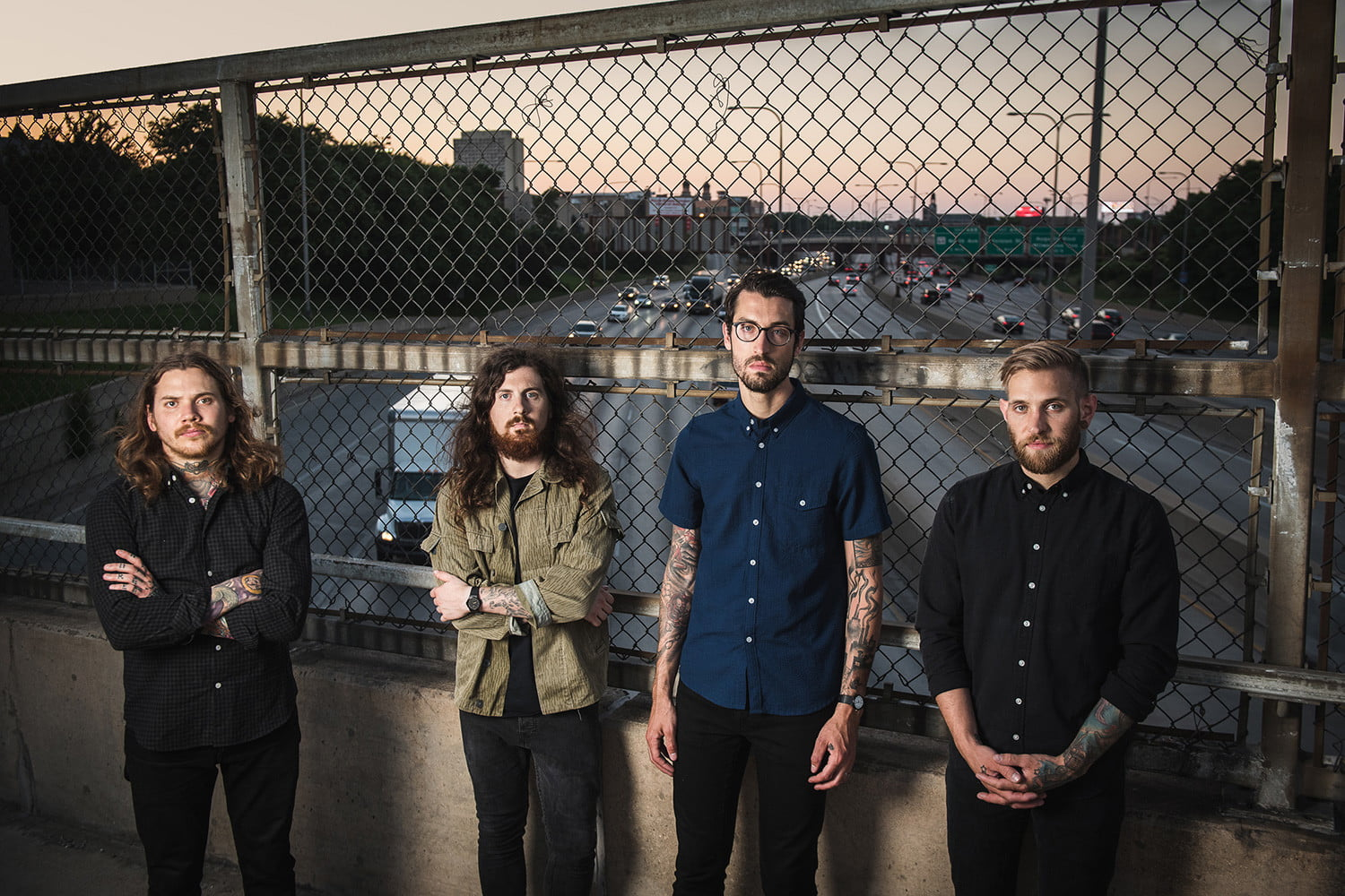 dt exclusive interview with the devil wears prada  overpass 2016 photo by anthony barlich