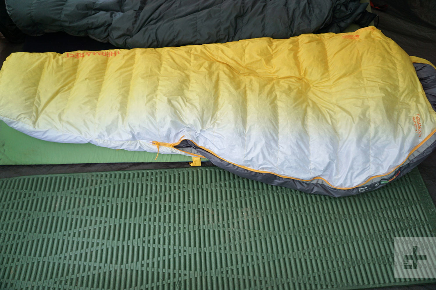 therm a rest parsec 20 hands on review 9