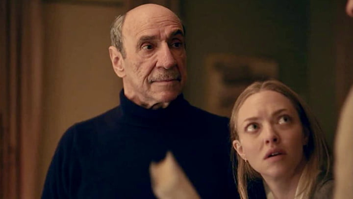 F. Murray Abraham and Amanda Seyfried in Things Heard and Seen.