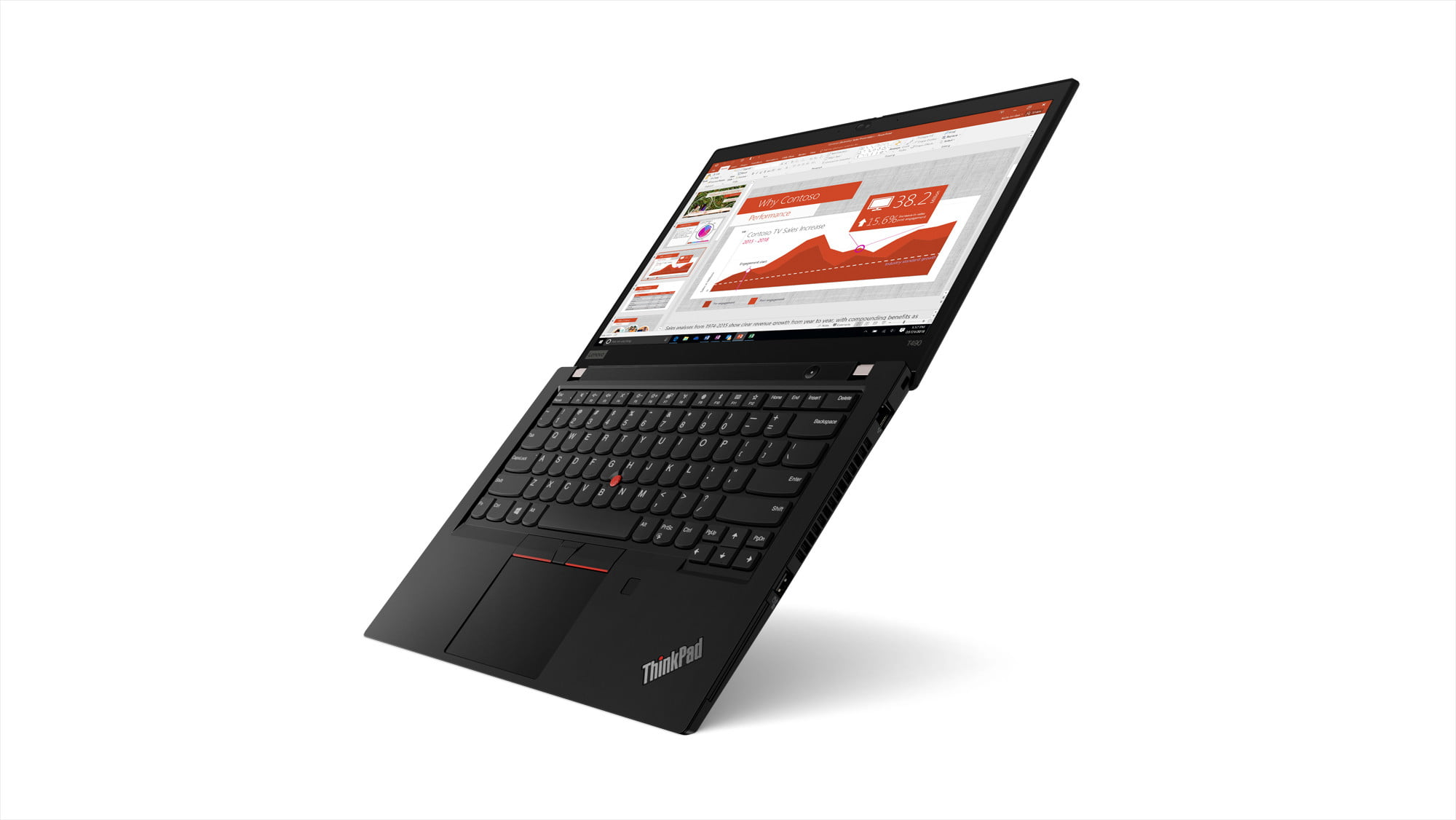 lenovo annouces new thinkpads with 10th gen cometlake thinkpad t490 3