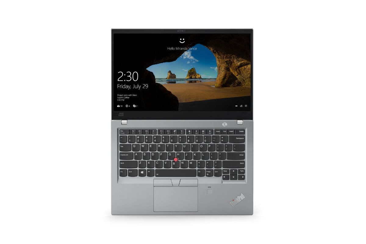lenovo introduces updated thinkpad x1 line carbon silver 7