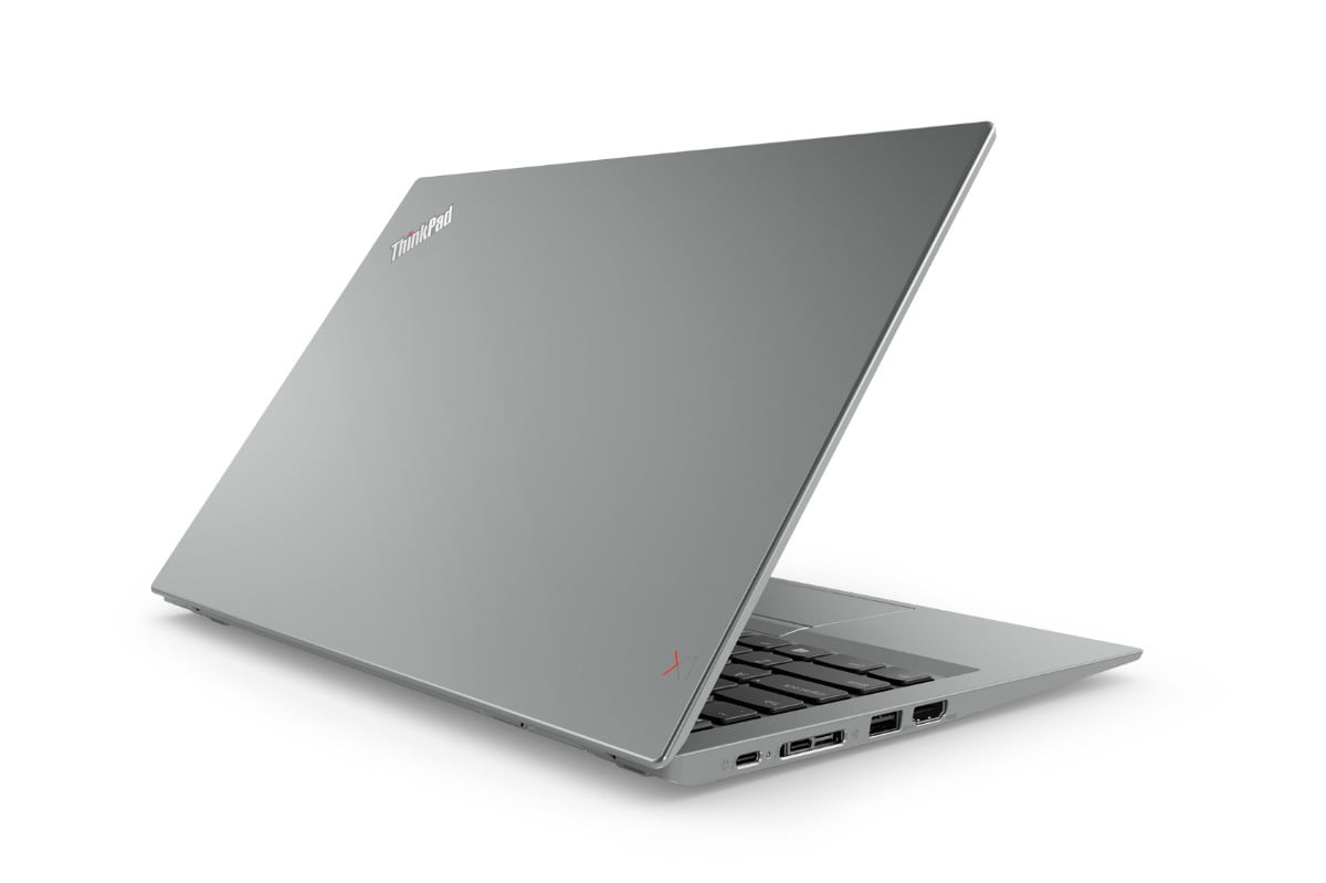lenovo introduces updated thinkpad x1 line carbon silver