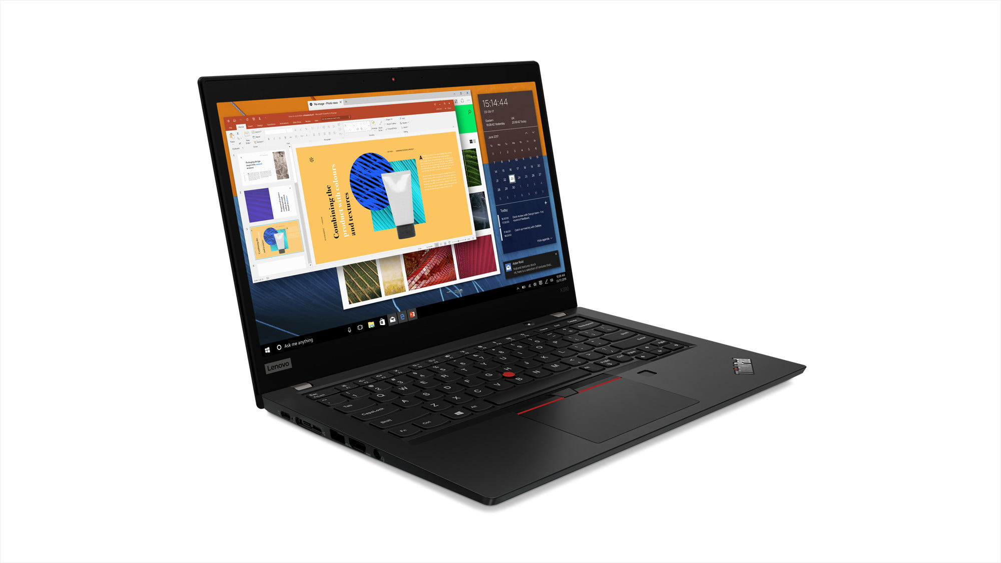 lenovo annouces new thinkpads with 10th gen cometlake thinkpad x390 5