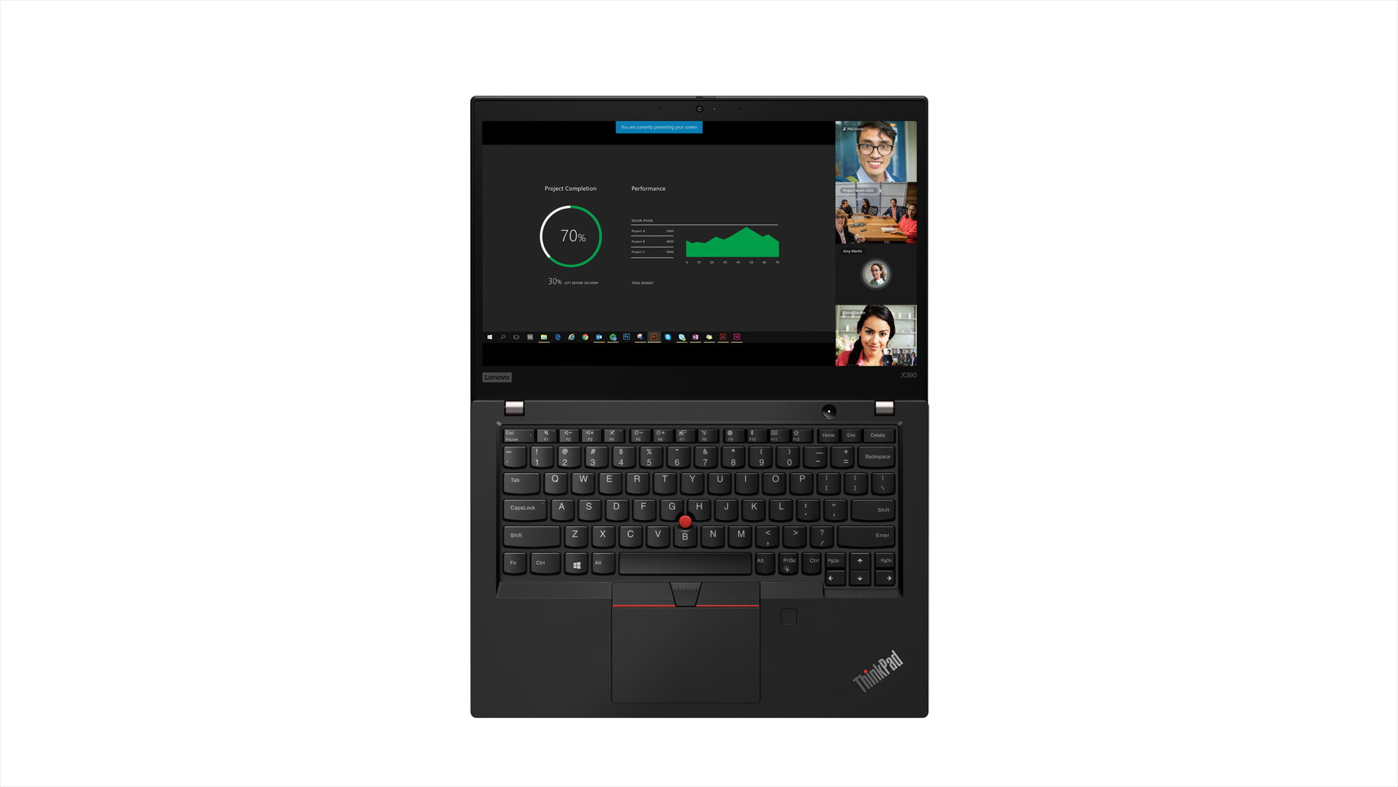 lenovo annouces new thinkpads with 10th gen cometlake thinkpad x390 9