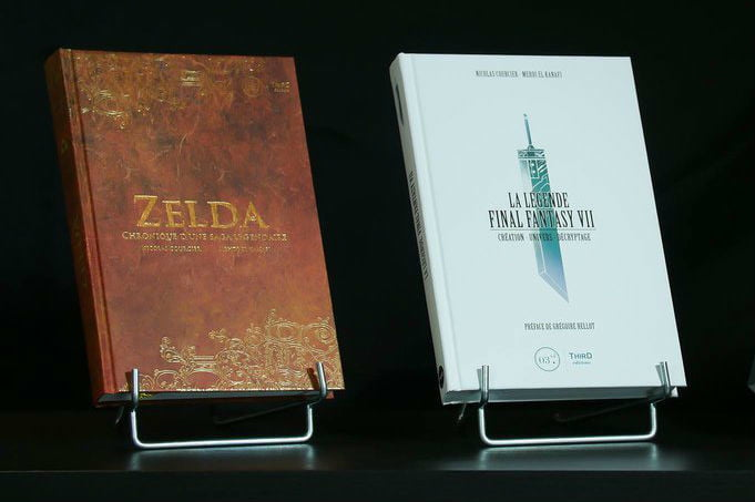 Third Editions Video Game Books