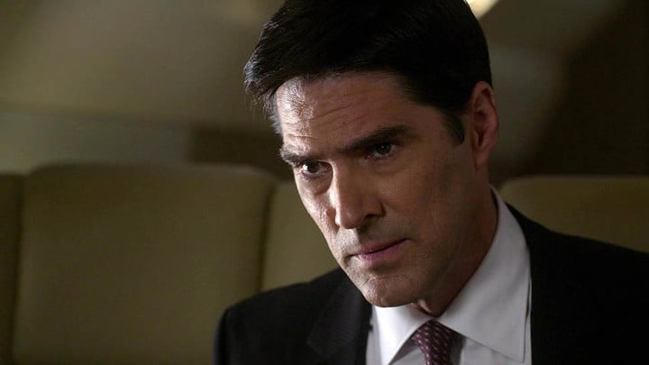 gibson criminal minds fired thomas