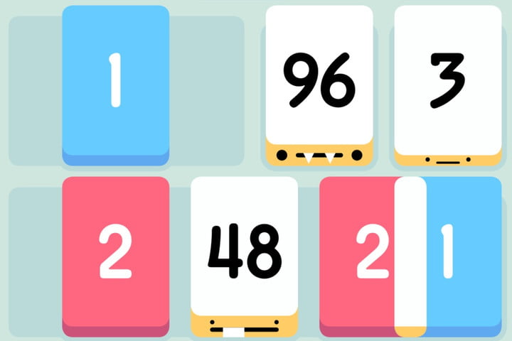 mobile puzzler threes now playable in browser threesweb header