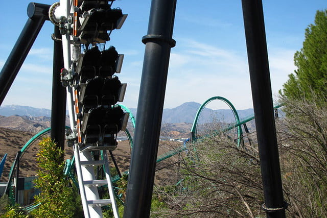 biggest rollercoasters in the world throttle2