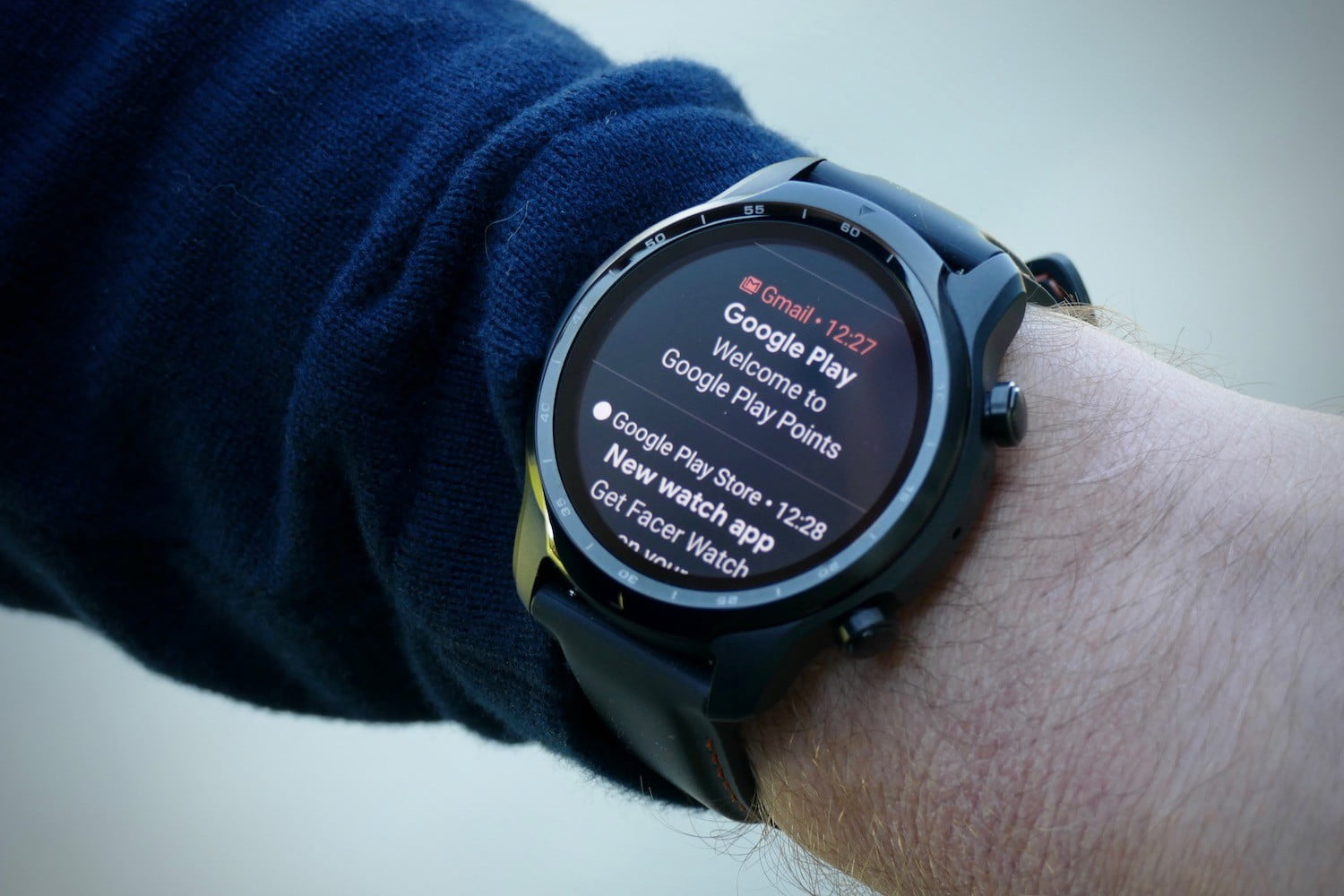 mobvoi ticwatch 3 pro review notifications