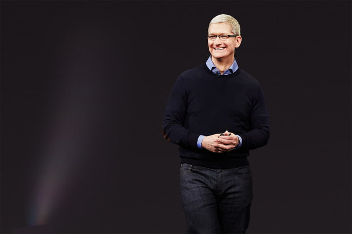 apple augmented reality tim cook