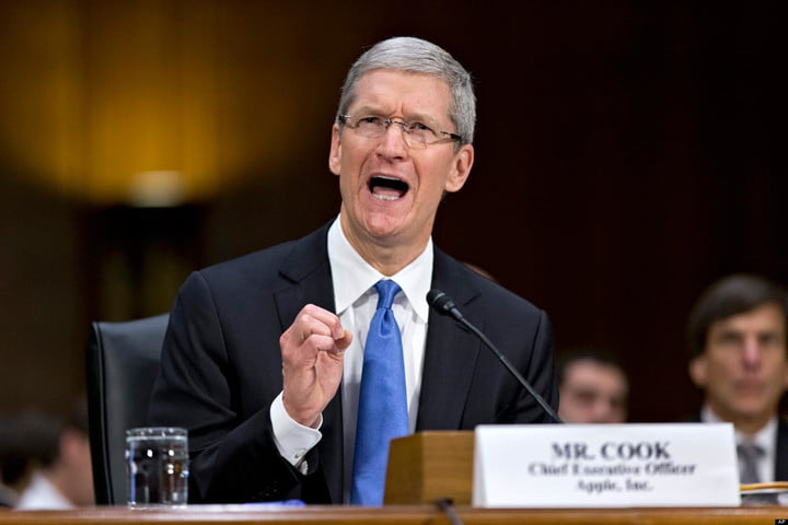 apple samsung back in court tim cook  hearing huffpost