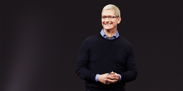 apple tim cook center for justice and human rights feature
