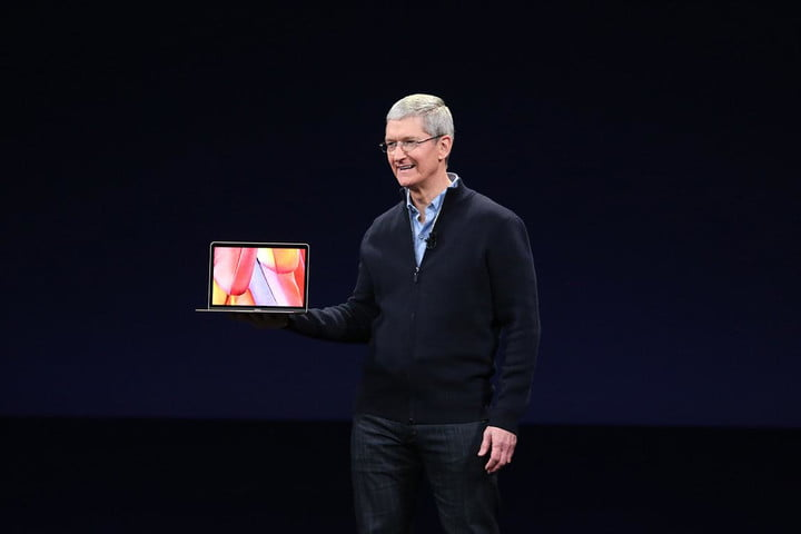 apple launches replacement program for usb type c cable tim cook new macbook 2015