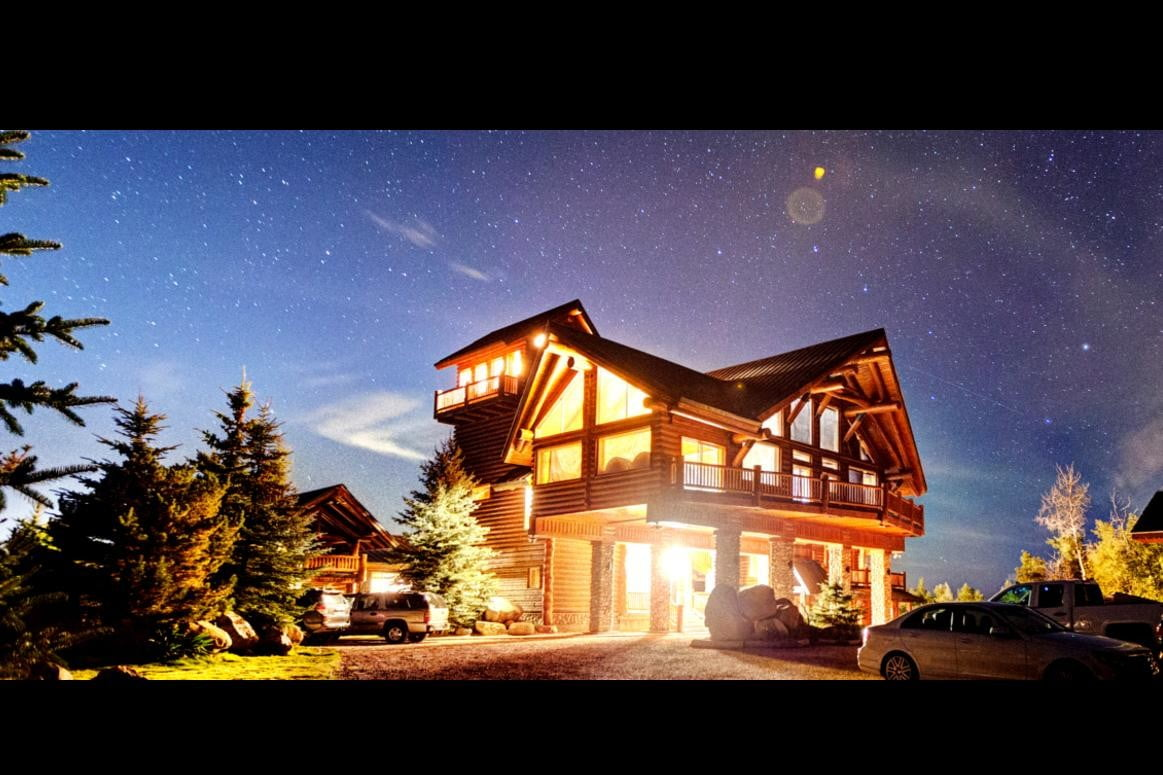 retreat from society and relax in these idyllic cabins around the world timber moose lodge 4