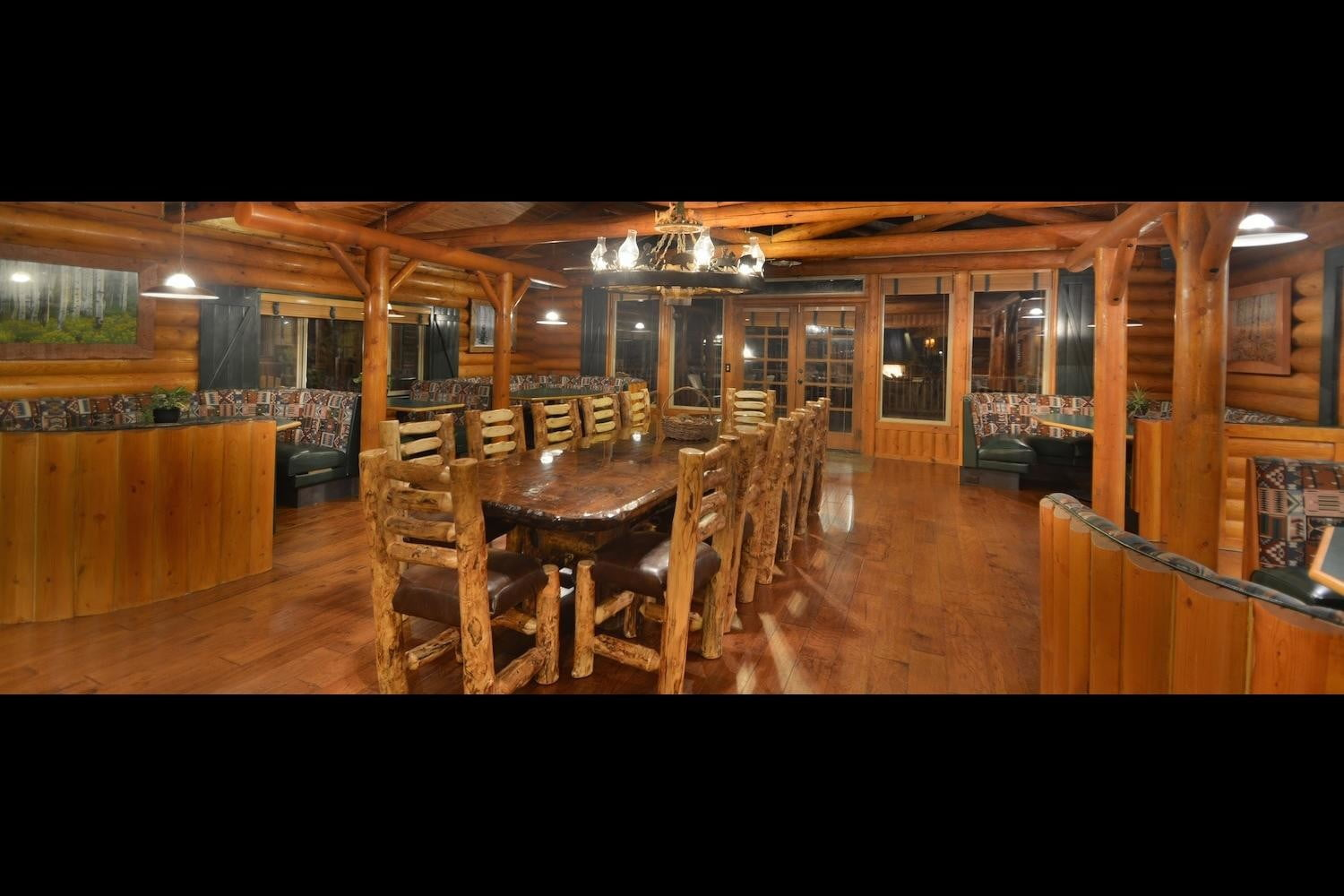 retreat from society and relax in these idyllic cabins around the world timber moose lodge 5
