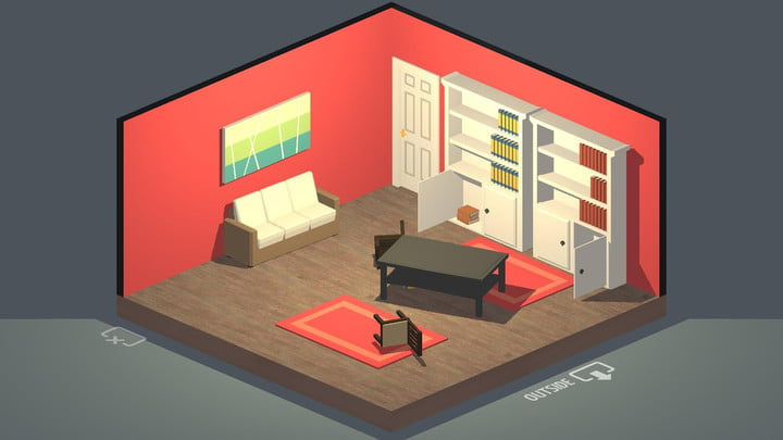 Tiny Room Stories: Town Mystery game on Android.