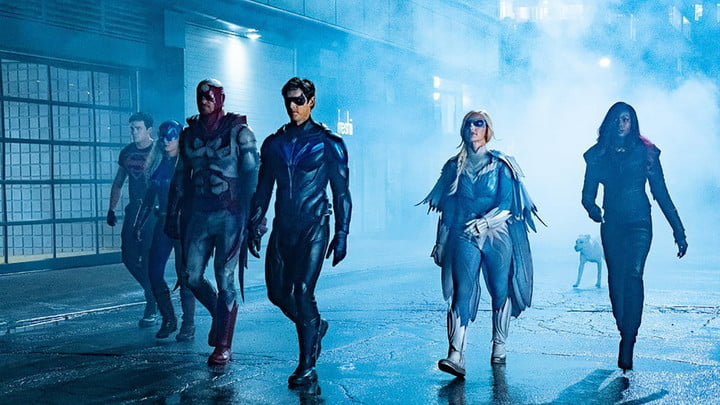 Titans on HBO Max