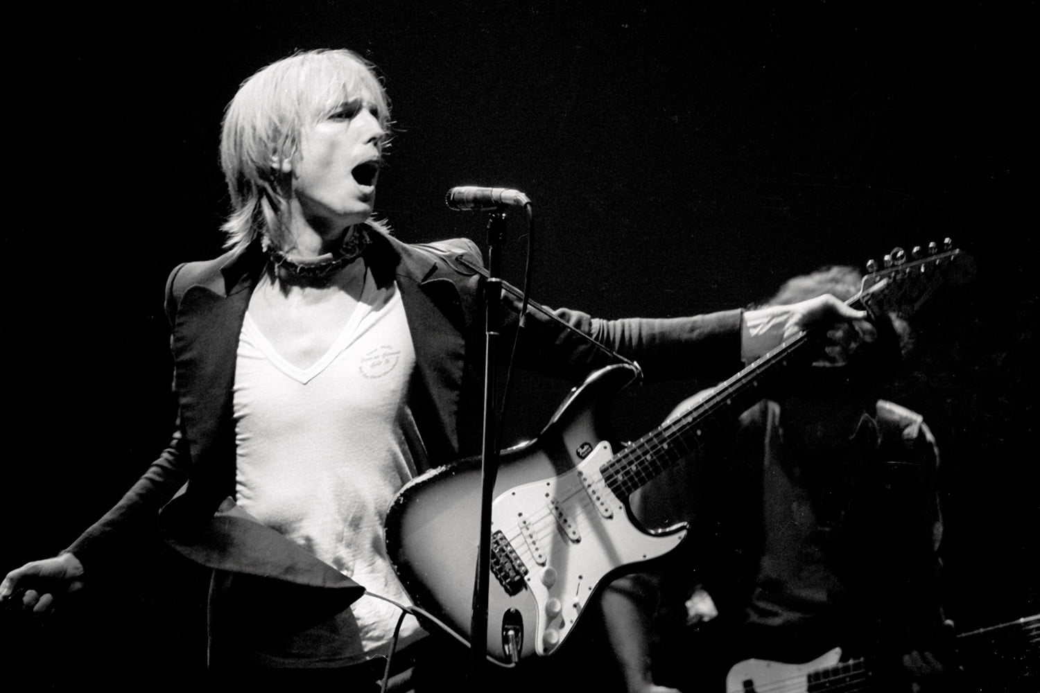 Tom Petty Performs Live In New York