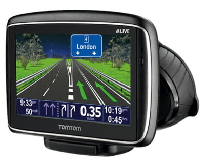 TomTom Go 950 Live with active dock