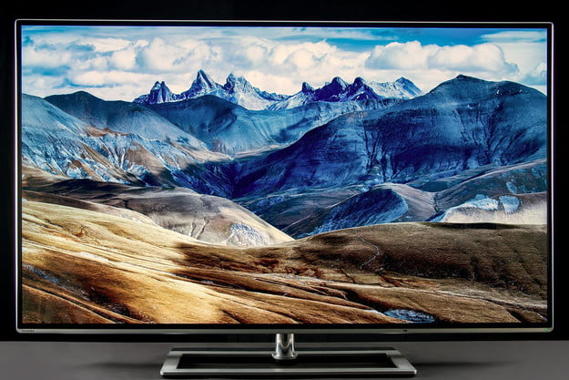Toshiba 65L9300U 4k TV review front 2