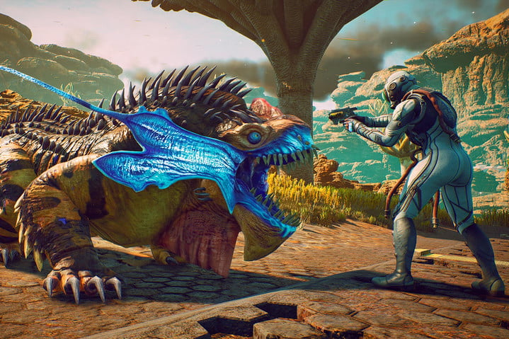 best single player games outer worlds
