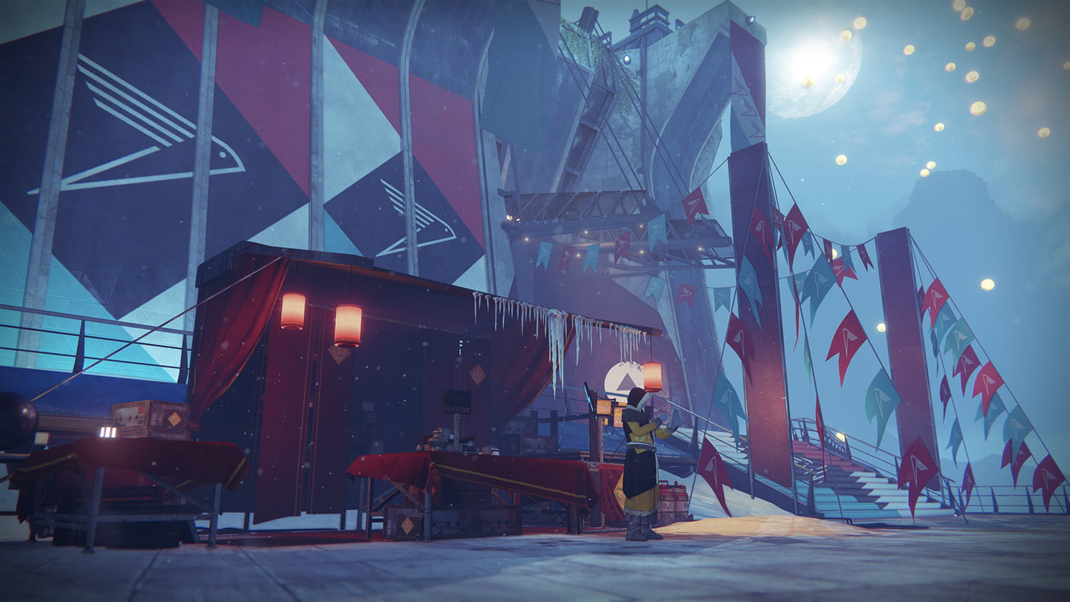 how bungie keeps destiny interesting tower dawning env 04