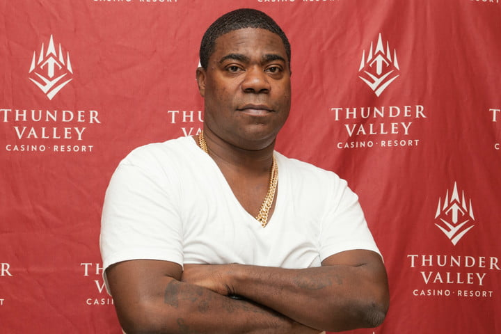 tracy morgan tour picking up the pieces