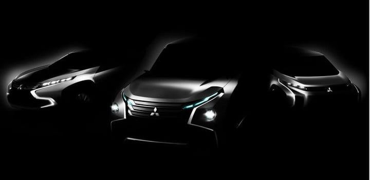 mitsubishi to debut two plug in hybrid concepts at the 2013 tokyo motor show teaser