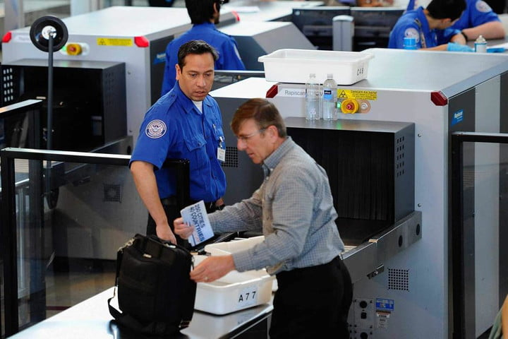 tsa security measure requires electronics x rays airport check