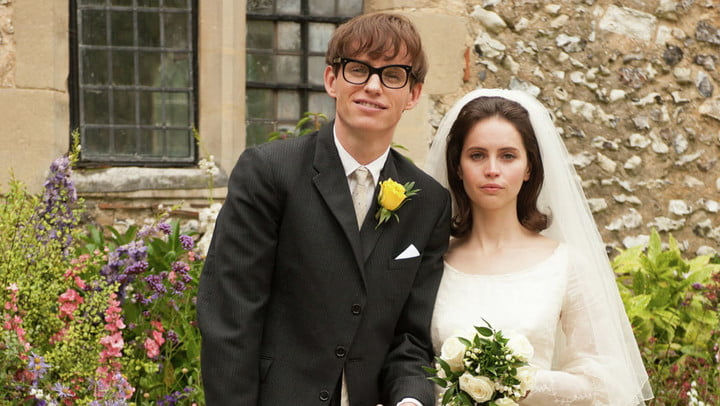 The Theory of Everything on Netflix