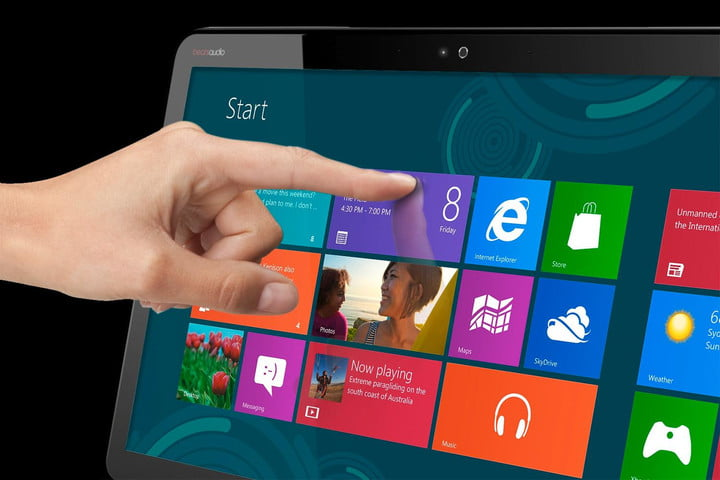 nobody wants to touch windows 8 laptop sales suffer turns out