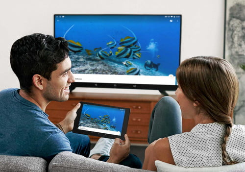 How To Mirror Your Smartphone Or Tablet, How To Mirror Tablet Screen On Tv