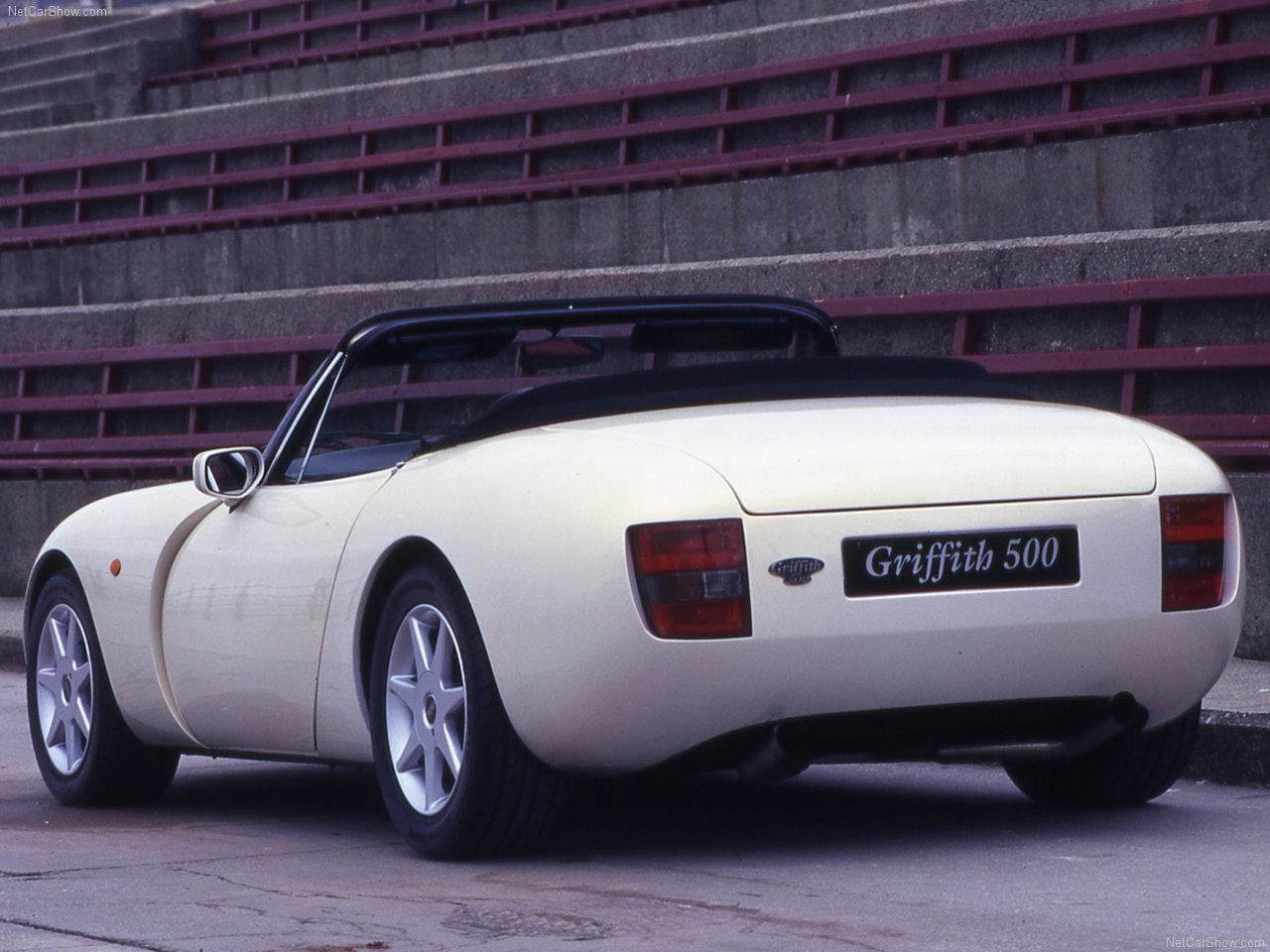 TVR-Griffith_500_rear