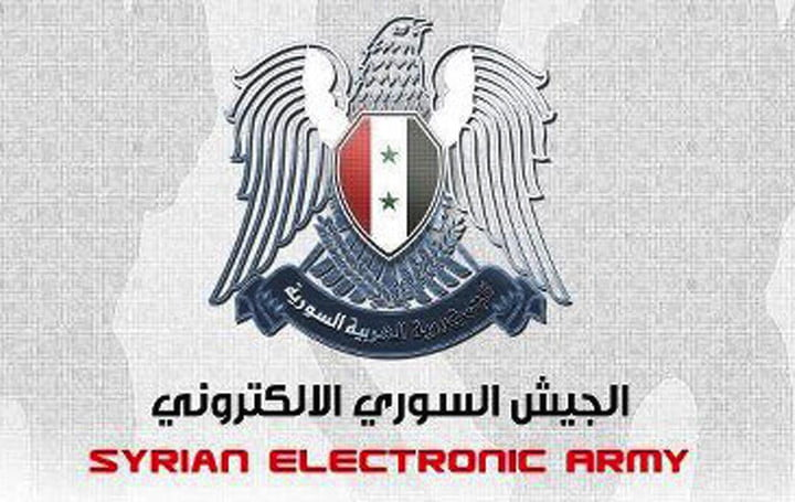 syrian electronic army celebrates thanksgiving widespread ad hack